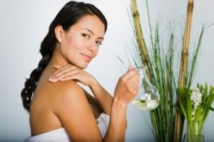 body oil organic